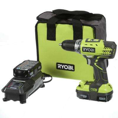 18-Volt ONE+ Cordless Lithium-Ion Compact Drill/Driver Kit