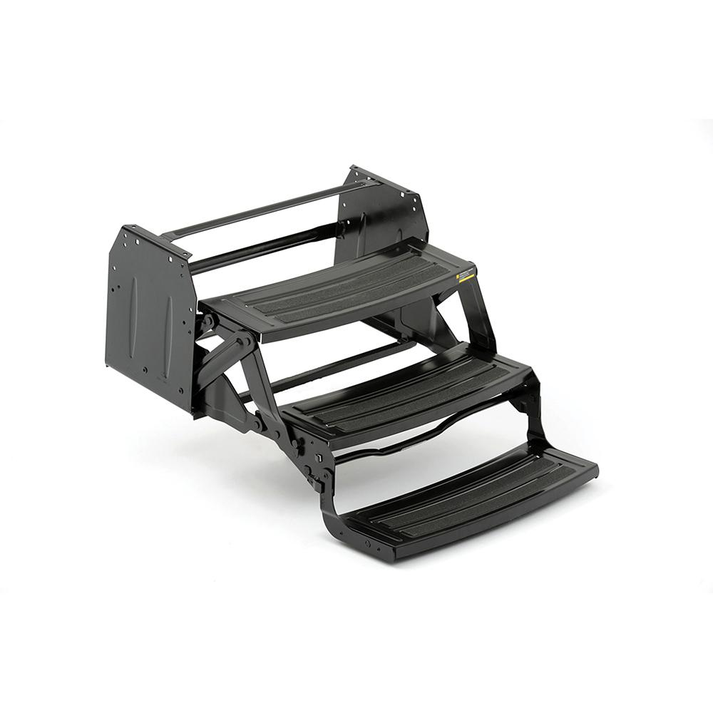 stromberg carlson products 9 in triple rise manual coach step sm 24 rh homedepot com Fold Out RV Steps RV Step Lights