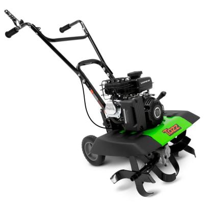 11 in. W 79 cc 4-Cycle Viper Engine Gas Powered 2-in-1 Front Tine Tiller/Cultivator Maximum Tilling