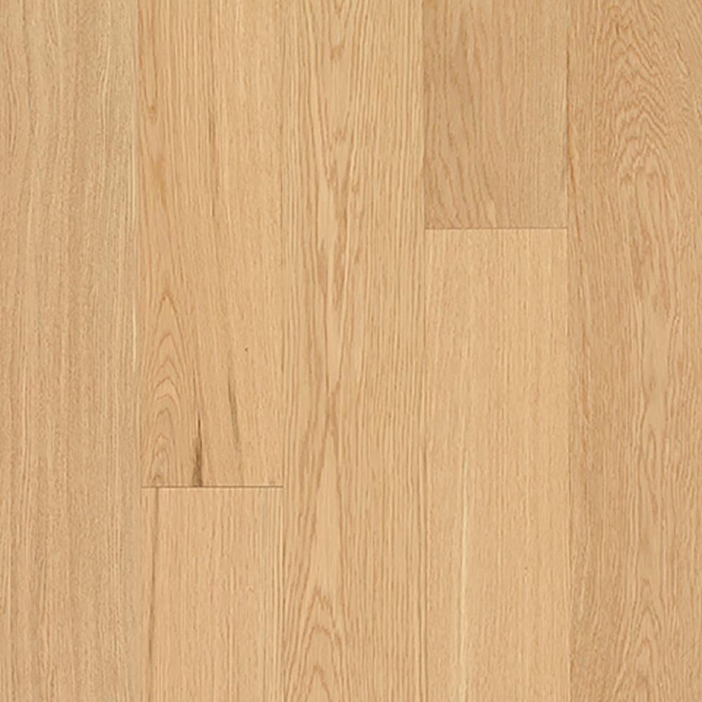 Mohawk Elegance White Oak Natural 3 8 In T X 6 5 W Varying Length Engineered Hardwood Flooring 24 25 Sq Ft Case