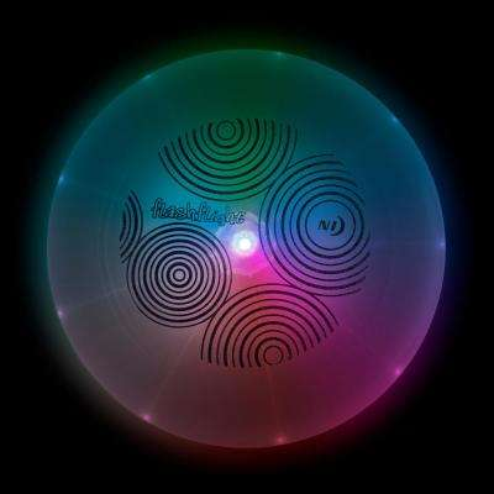Flashflight Light Up Flying Disc, Disc-O Select