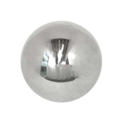 15 in. Stainless Steel Orb