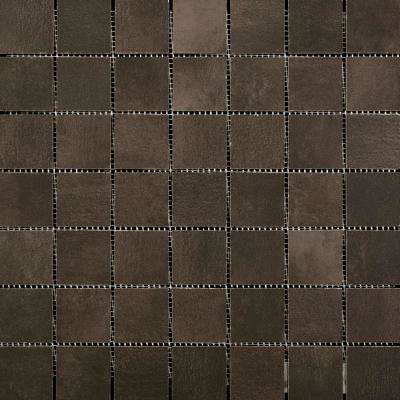 Cosmopolitan Timber 13.03 in. x 13.03 in. x 7mm Porcelain Mesh-Mounted Mosaic Tile (1.19 sq. ft.)