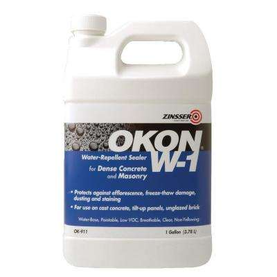 1 gal. W-1 Water Repellent Sealer (Case of 6)
