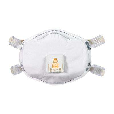 N100 Lead Paint Removal Valved Respirator Mask (Case of 10)