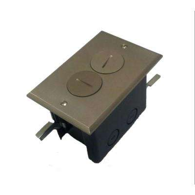 Floor Box Boxes Amp Brackets Electrical Boxes Conduit