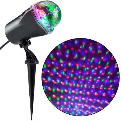 LED Projection Star Spinner with Remote