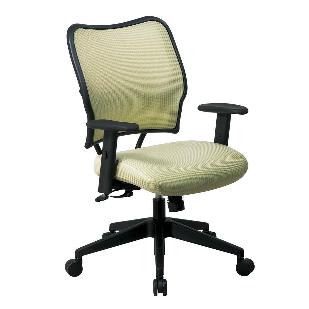 Deluxe Pale Green VeraFlex Office Chair