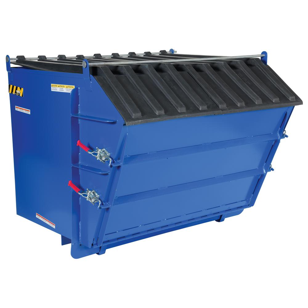 1.5 cu. yds. Light Duty Self-Dumping Hopper