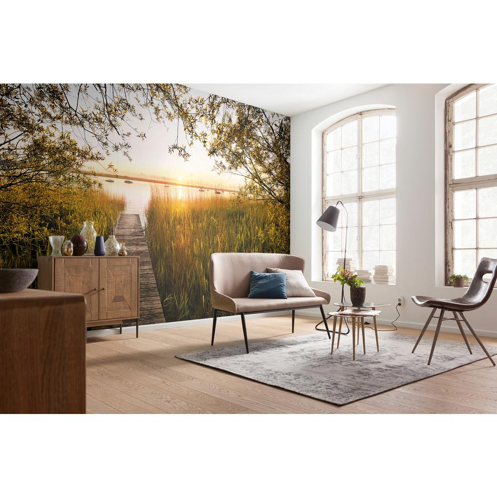 Komar lakeside wall mural xxl4 052 the home depot for Mural alternatywy 4