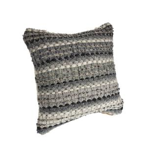 Lr Resources Nia Black And Grey Stripes Hypoallergenic