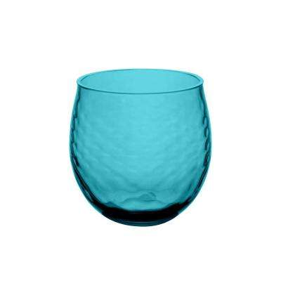 Azura Aqua Roly Stemless (Set of 6)