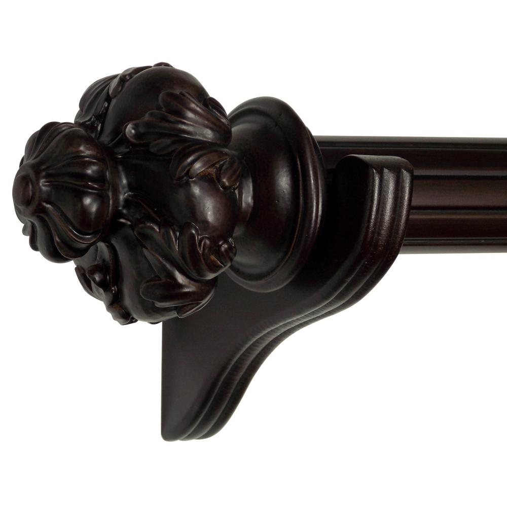 Curtain Rods & Hardware - Window Treatments - The Home Depot
