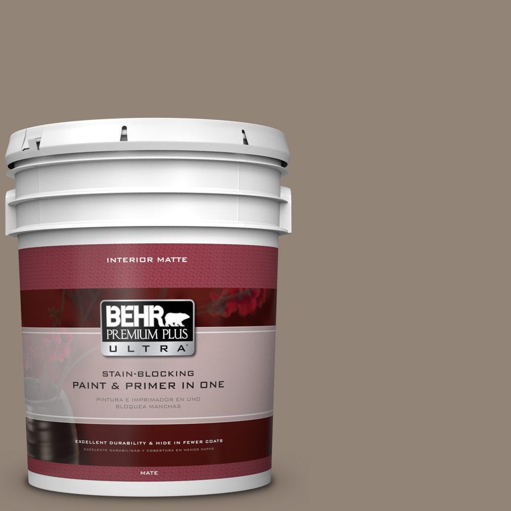 5 gal. #N220-5 Ottertail Matte Interior Paint