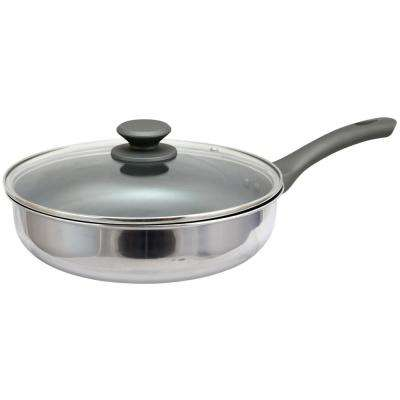 Rivendell 3.5 Qt. Non-Stick Saute Pan with Lid