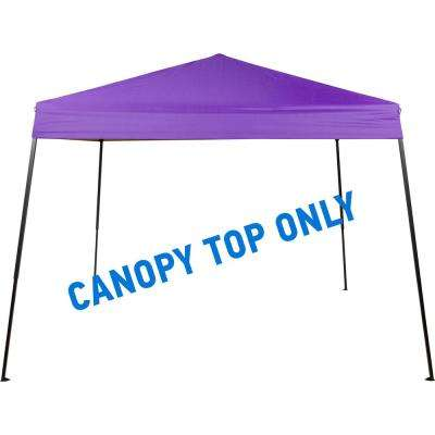 Square Replacement 8 ft. x 8 ft. Canopy Gazebo Top for 10 ft. Slant Leg Canopy