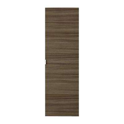 Textures Collection 15 in. W x 48 inn. H x 12-1/4 in. D Bathroom Storage Wall Cabinet in Driftwood