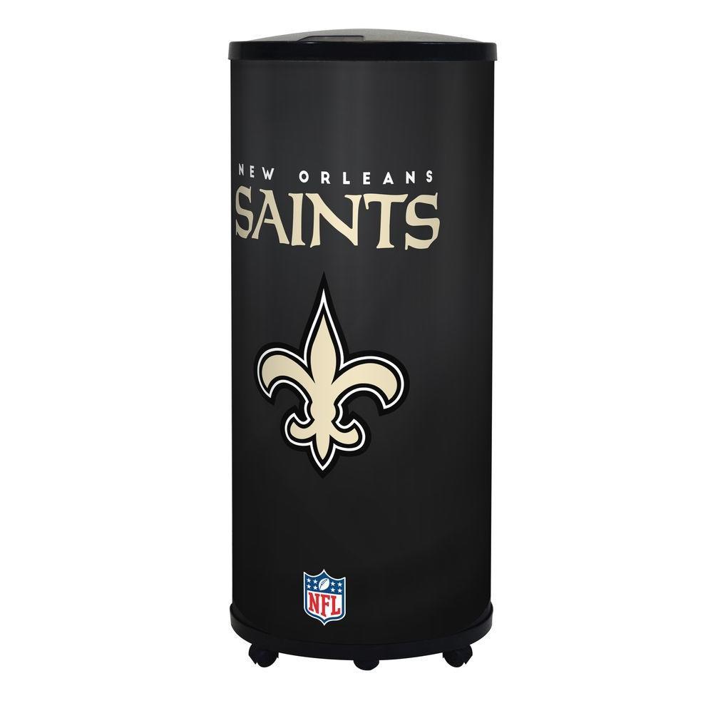 NFL 22 Qt. New Orleans Saints Ice Barrel Cooler