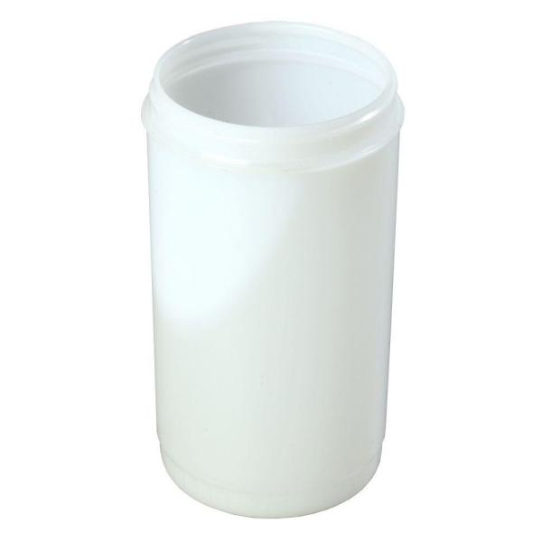 Carlisle Backup Container Only for Stor 'N Pour Units in White