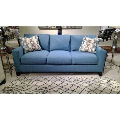 3-Seat Off White Anello Rice Sofa
