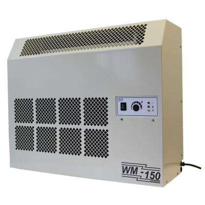 WM150 71-Pint Bucketless Dehumidifier with Internal Condensate Pump