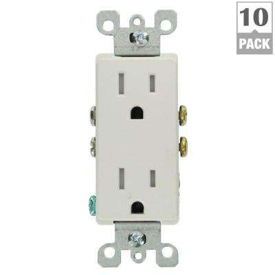 electrical outlets receptacles wiring devices light controls rh homedepot com Lamp Socket Wiring Diagram wiring a wall plug