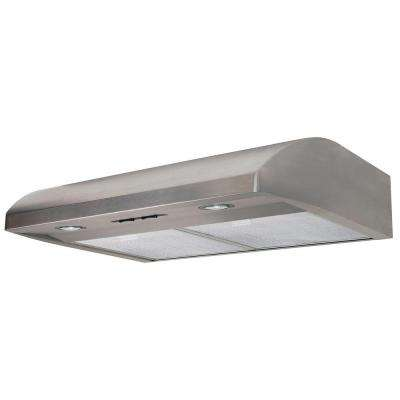 Essence 30 in. Convertible Range Hood in Stainless Steel