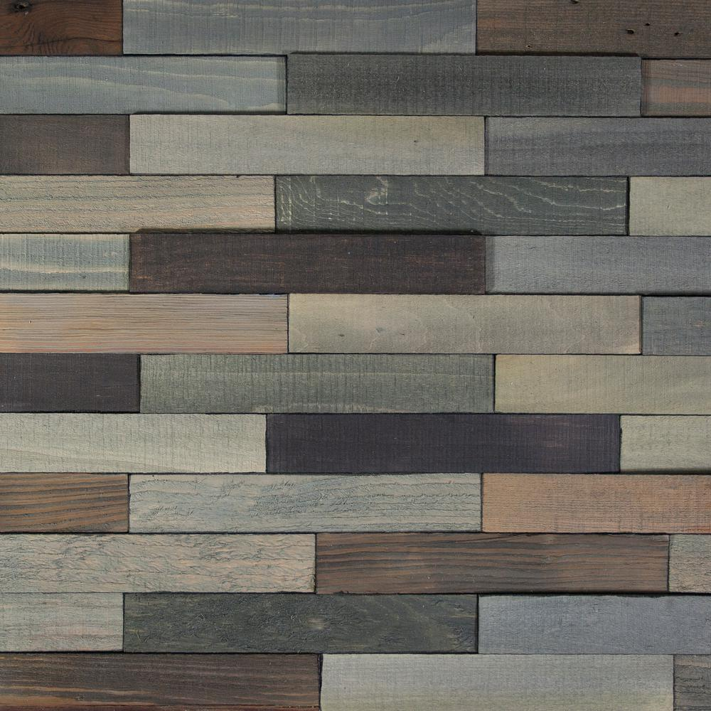 Nuvelle Take Home Sample Deco Planks Old Forest Pewter