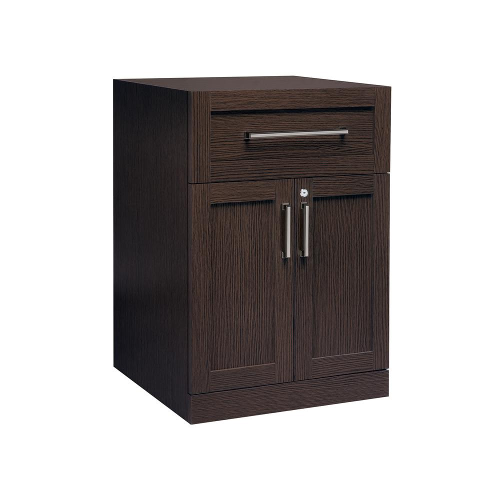 Newage Products Home Bar Espresso Split Cabinet Base 60404 The