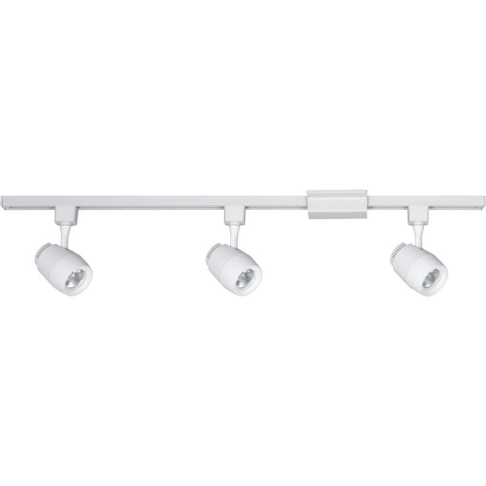 Light White Integrated Led Track
