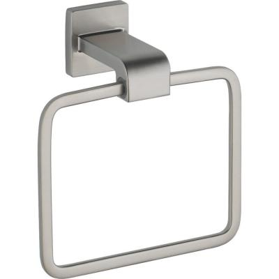 Ara Towel Ring in Brilliance Stainless