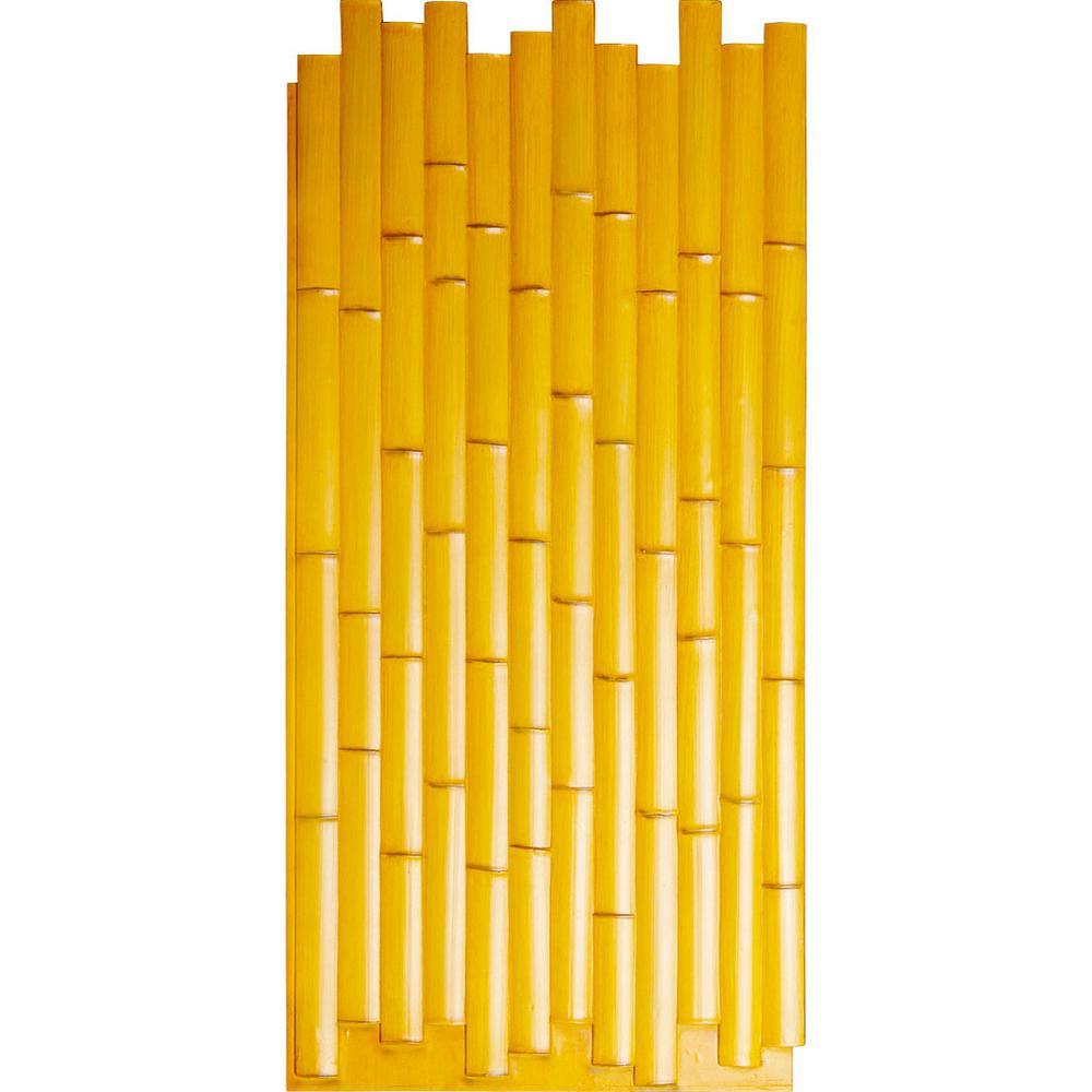 Ekena Millwork 5/8 in. x 24-3/8 in. x 53-7/8 in. Golden Urethane ...