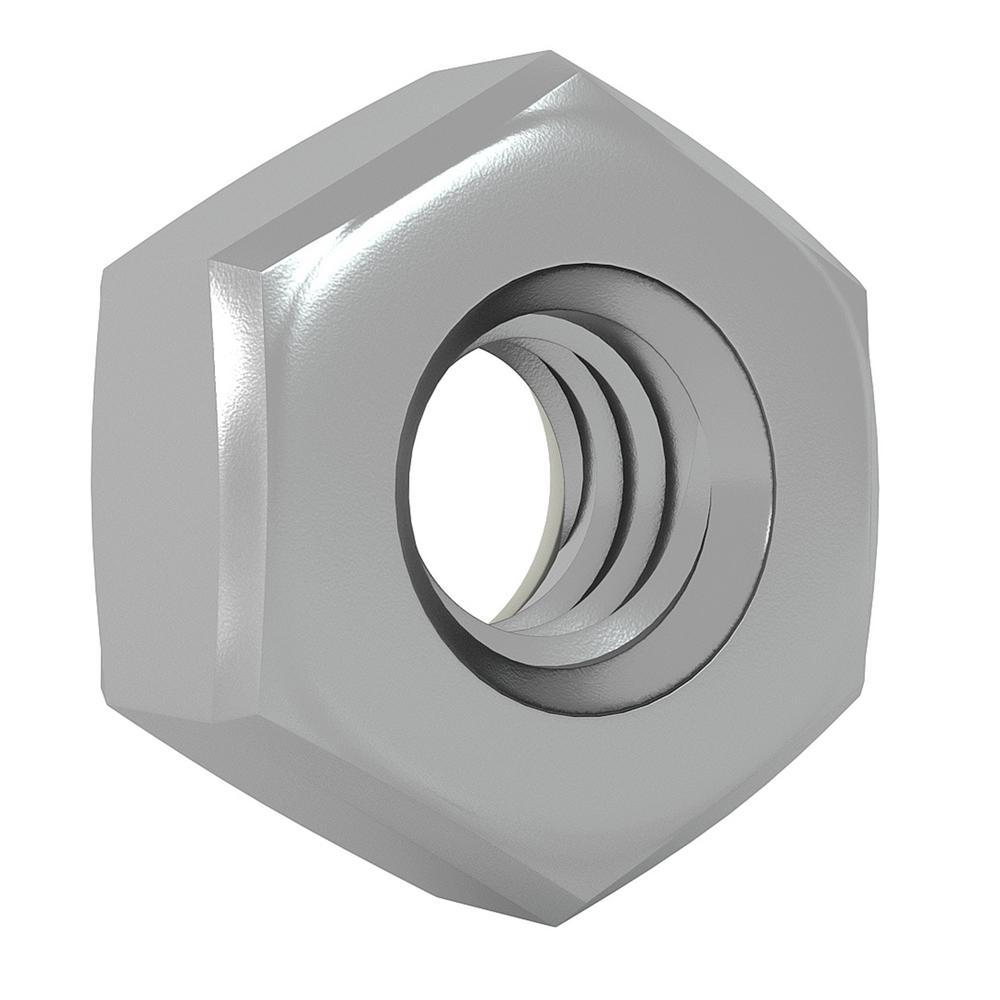 """Qty-1000 Nylon Insert Lock Nut Zinc Grade A Hex Nuts 5//16/""""-18 UNC"""