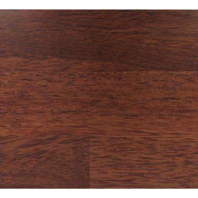 Hevea Brown Sugar 9/16 in. T x 7.5 in. W x 86.25 in. L Engineered Hardwood Flooring (27 sq. ft. / case)