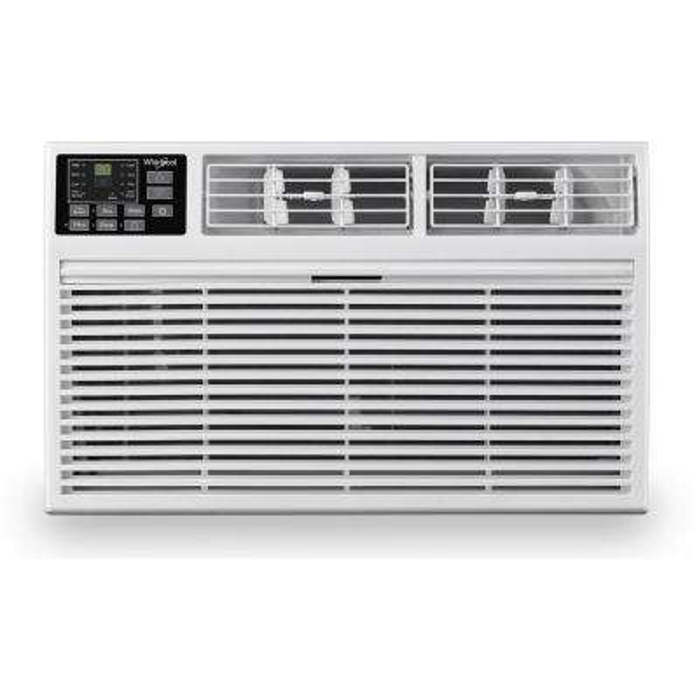 14,000 BTU 230-Volt Through-the-Wall Air Conditioner with 10,600 BTU Supplemental Heating