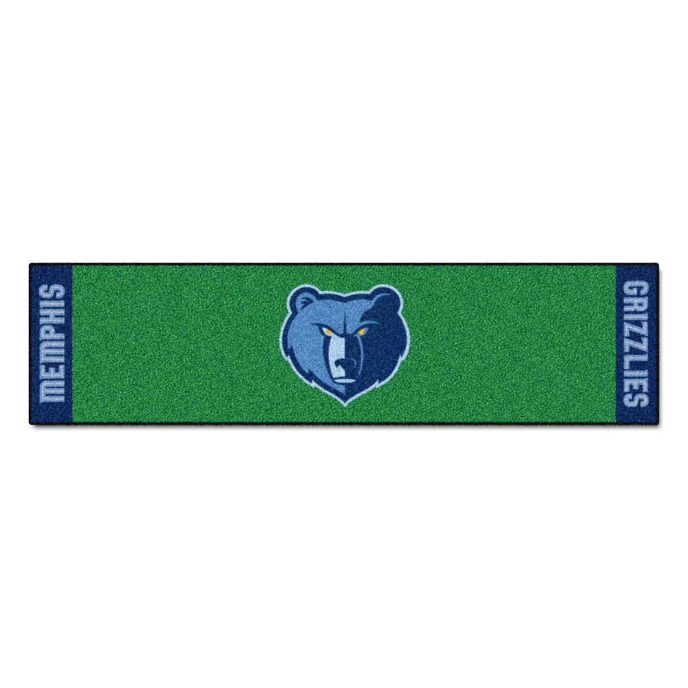 Fanmats Nba Memphis Grizzlies 1 Ft 6 In X 6 Ft Indoor 1