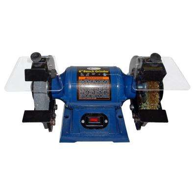 6 in. Heavy Duty Bench Grinder