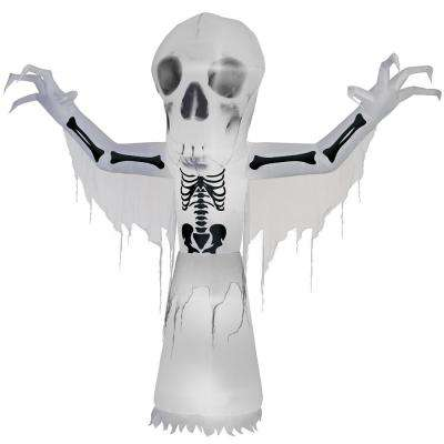 10 ft. Thunder Bare Bones Halloween Decoration