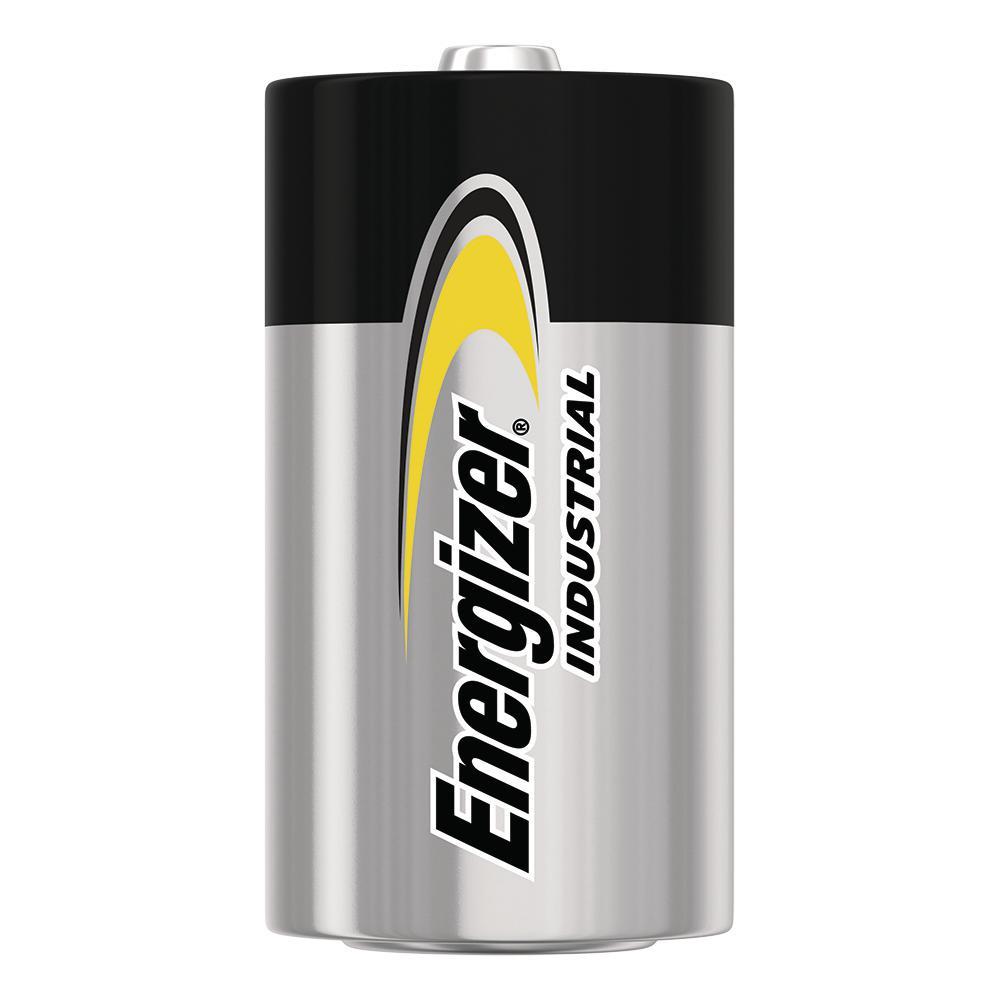 C Alkaline Industrial Battery (12-Pack)