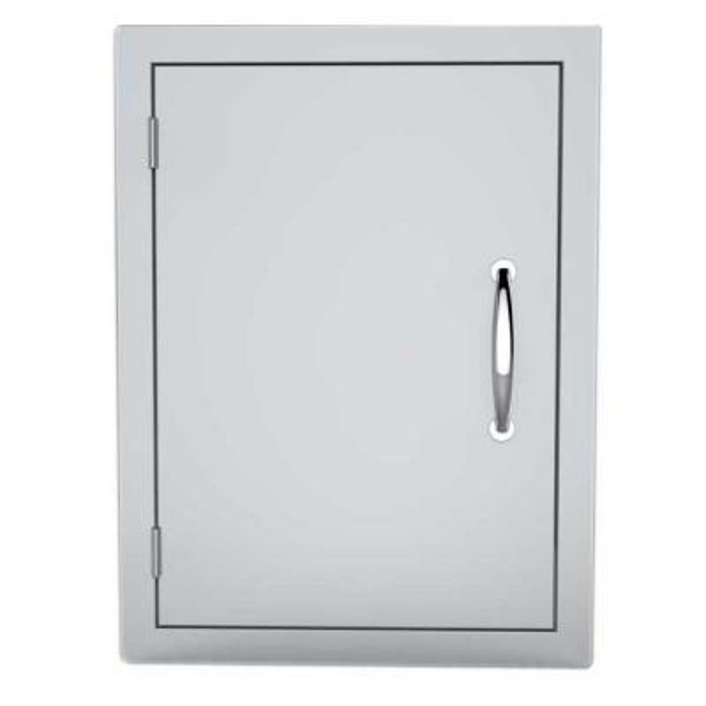 Classic Series 17 in. x 24 in. 304 Stainless Steel Vertical Access Door