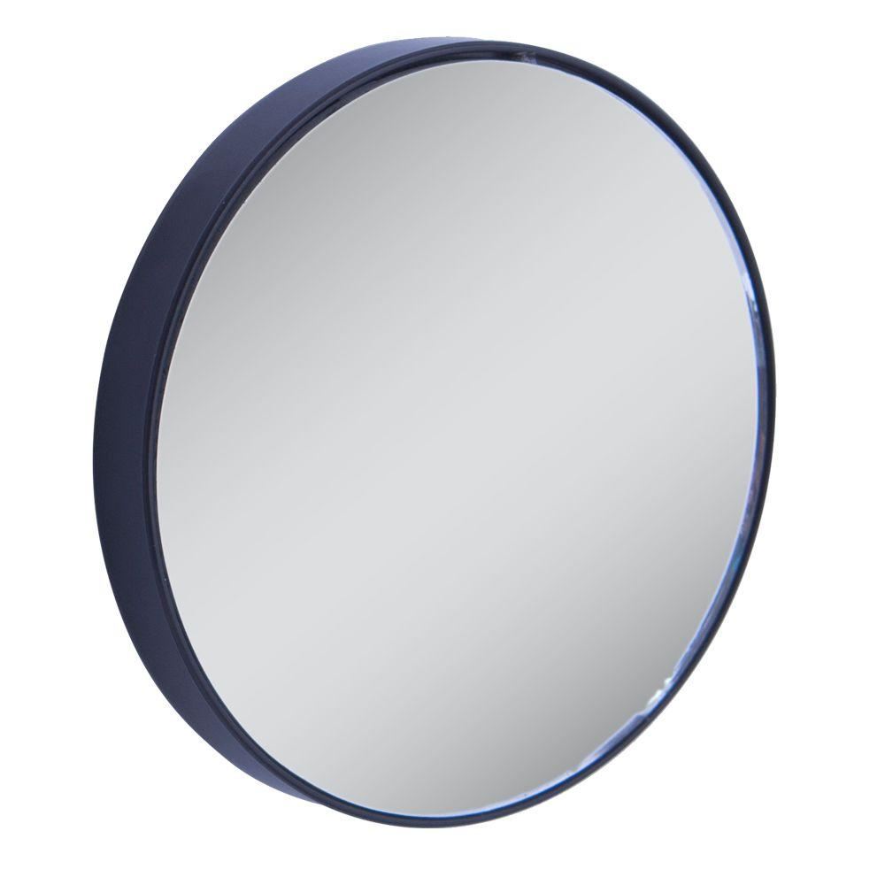 Zadro 10X Magnification Spot Makeup Mirror in Black
