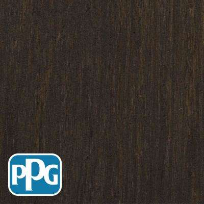8 oz. TSS-14 Oxford Brown Semi-Solid Penetrating Oil Exterior Wood Stain