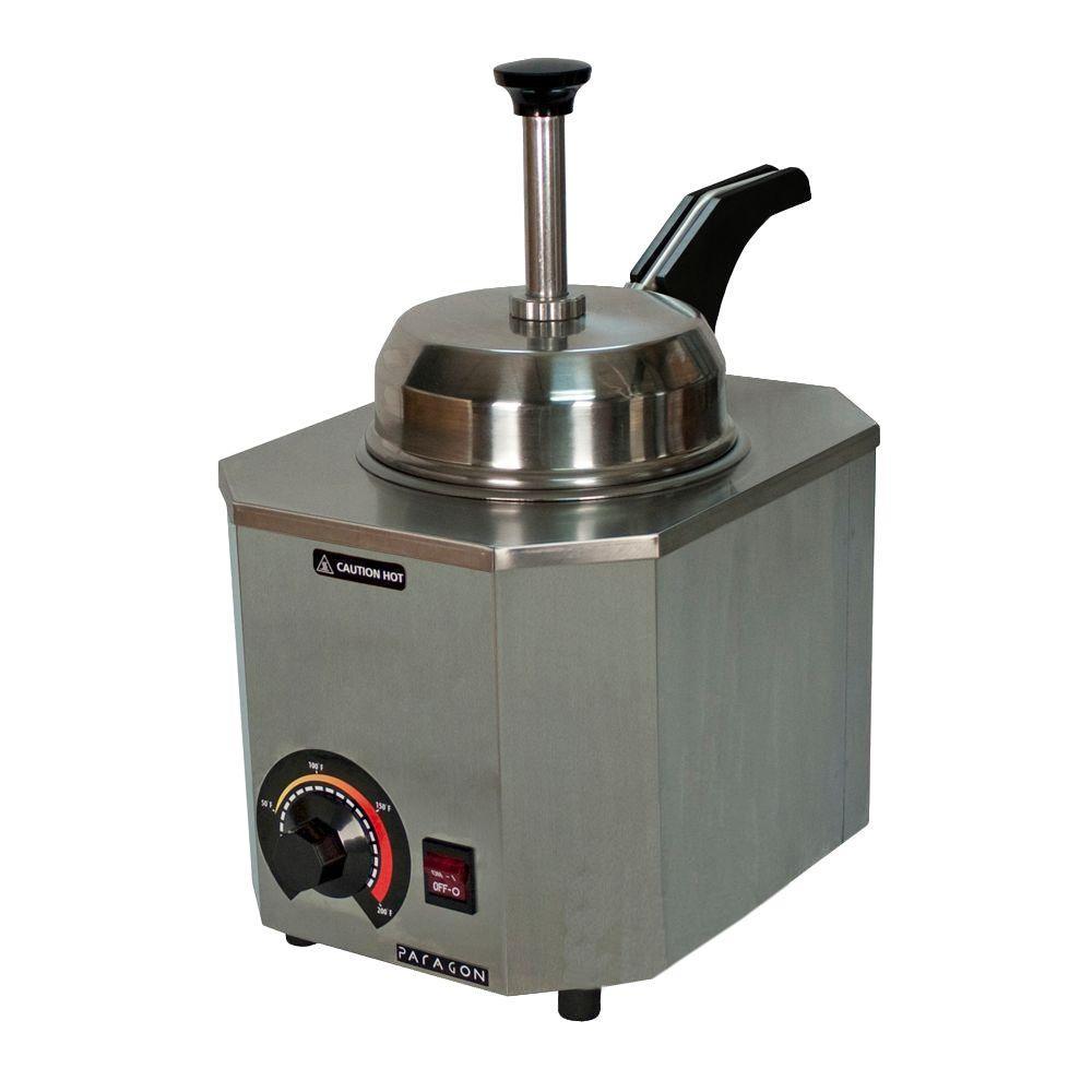 Pro-Style Heated Spout Warmer