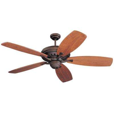 Maxima 52 in. Roman Bronze Ceiling Fan