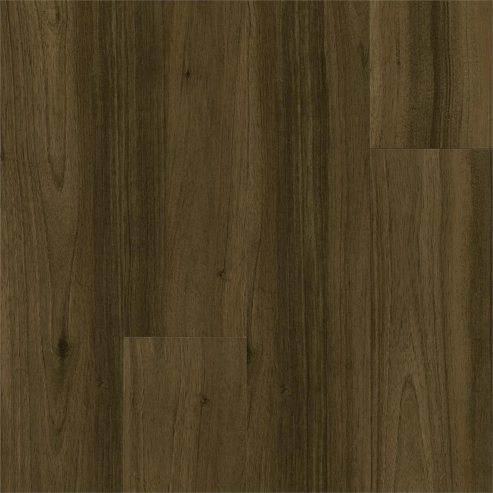 American Home Underground Brown 6 in. x 36 in. Glue Down Vinyl Plank (35.95 sq. ft. / carton)