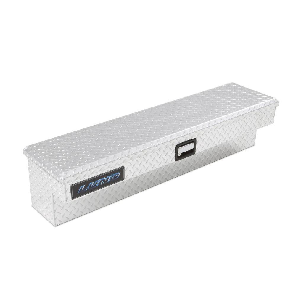 Lund 60 in. Aluminum Side Bin Tool Box