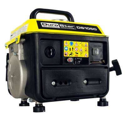 950-Watt Gas Powered Recoil Start Portable CARB Approved Generator