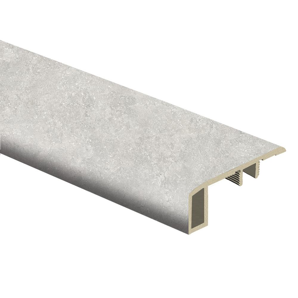 Zamma Starry Light 7/16 in. Thick x 1-3/4 in. Wide x 72 in. Length Vinyl Carpet Reducer Molding