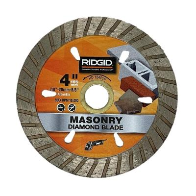 4 in. Turbo Diamond Blade
