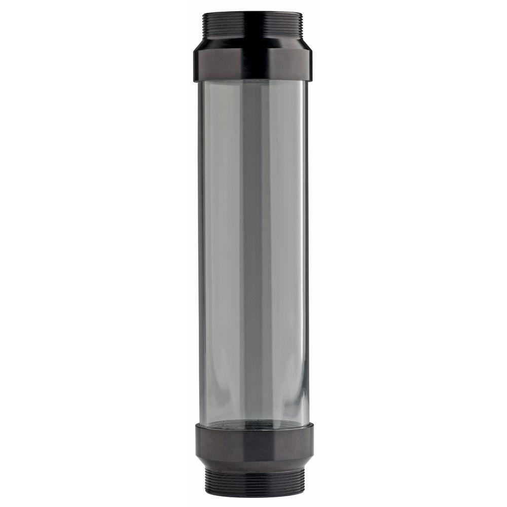 Plews UltraView Clear Tube with Black Ends-30-753 - The Home Depot